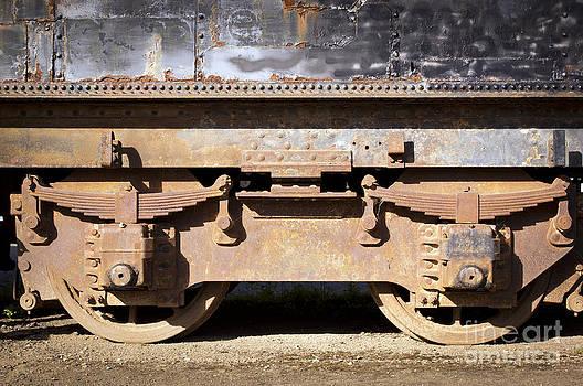 Tim Hester - Vintage Train