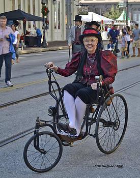Allen Sheffield - Vintage Tricycle