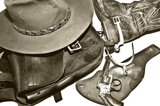 Vintage Western by Susan Leggett