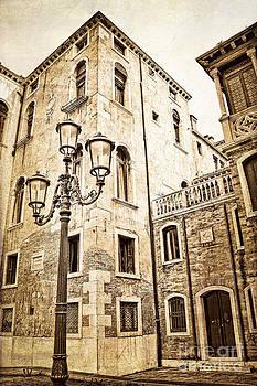 Delphimages Photo Creations - Vintage Venice