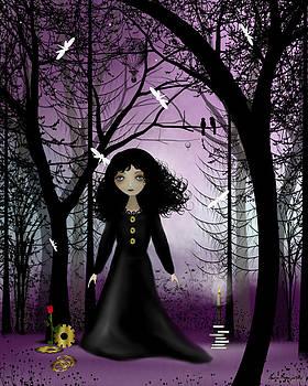 Violet Dawn by Charlene Murray Zatloukal