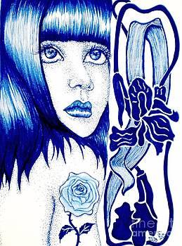 Violet by Lenora Brown