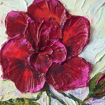 Violet Red Rose by Paris Wyatt Llanso