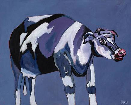 Violet the Cow by Randine Dodson