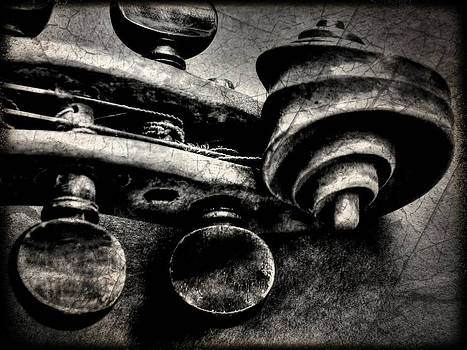 Violin II by Deborah Knolle
