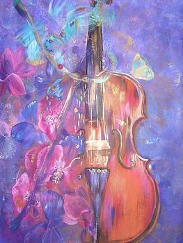 Violin song by Alina Barbuceanu