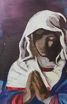 Virgin Mary by Dustin Spagnola
