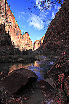 Virgin River by Darryl Wilkinson