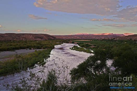 Virgin River View by Rebecca Christine Cardenas
