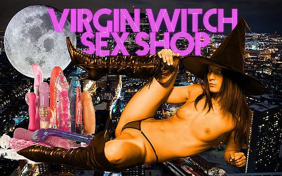 Virgin Witch Sex Shop by Ryan Robertson