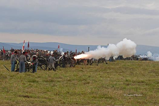 Jonathan E Whichard - Virginia Cannon Battle of Winchester 150th Reenactment 2013