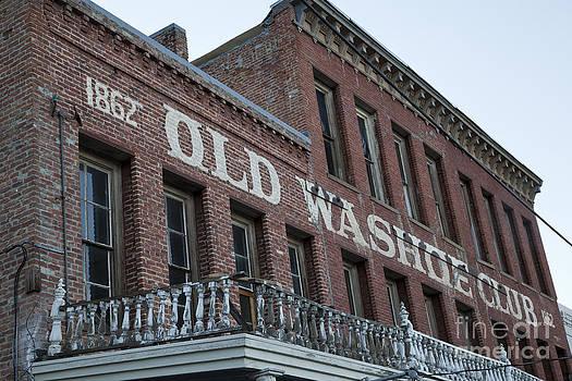 Virginia City Washoe Club by David Millenheft