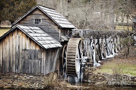 Nancy Stein - Virginia Mill On The Blue Ridge Parkway