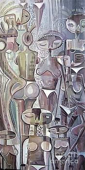 Virgins by Omidiran Gbolade