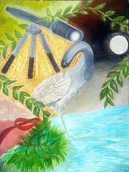Virgo Sun Sign by Sasha Niala Pustam