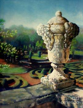 Viscaya Garden by Pamela Roehm