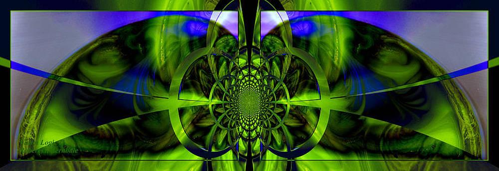 Robert Kernodle - Vision Logic No. 2