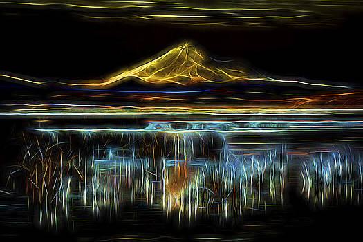 Vision Of Mt. Shasta by William Horden