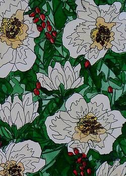 Visions In White by Donna Whitsitt