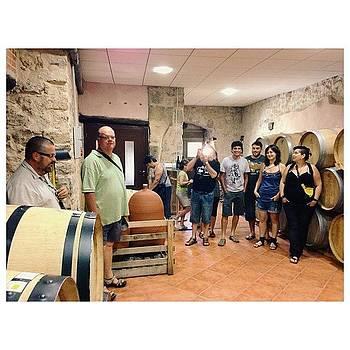 Visita A Vins De L #tros by Joan Ramon Bada
