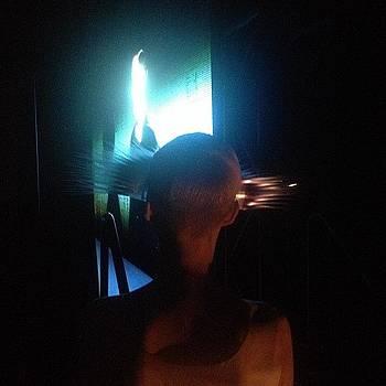 Visor #sassoonexpo #backstage by Lacie Vasquez