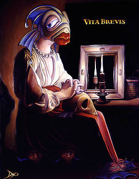 Vita Brevis by Patrick Anthony Pierson