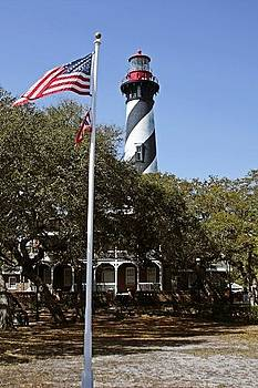 Christine Till - Viva Florida - The St Augustine Lighthouse