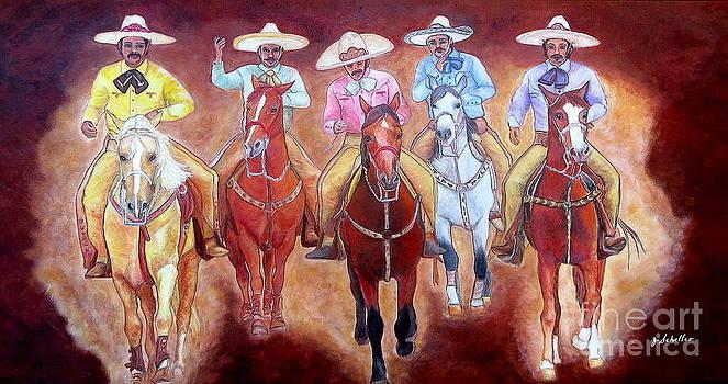 Viva La Charros by Jodie  Scheller