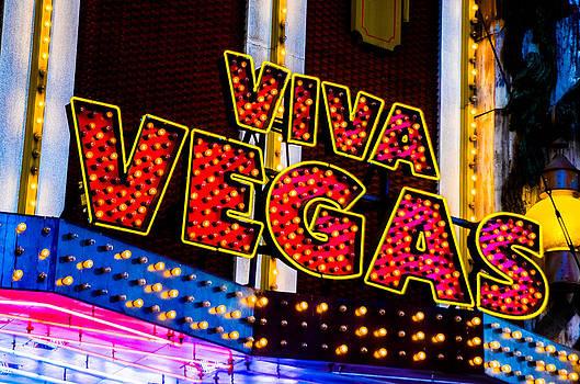 Viva Las Vegas by William Shevchuk