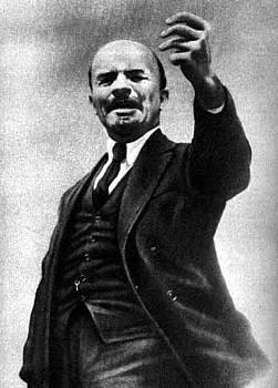 Vladimir Lenin  by Gabriel  Palcic