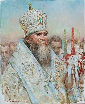 Vladyka Feodor by Kartashov Andrey