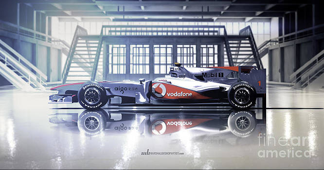 Vodafone F1  by Marshall Bishop