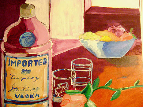 Vodka by Sidney Holmes