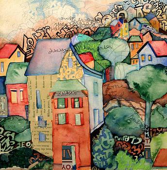 Voices by Genevieve  Borden