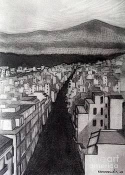 Void City by Kostas Koutsoukanidis