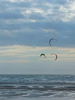 Marc Philippe Joly - voiles au vent