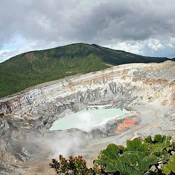 #volcan #poás #costarica #alajuela by Kayla  Pearson