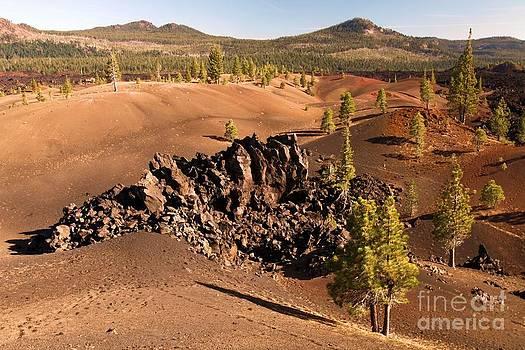 Adam Jewell - Volcanic Painted Dunes