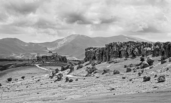 Kantilal Patel - Volcanic rural Cappadocia Turkey