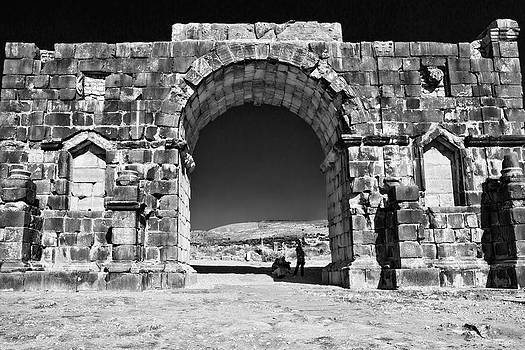 Volubilis 3 by Phil Dyer