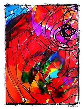 Voluminous Skies by Mark Compton