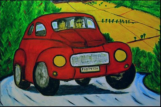 Zeke Nord - Volvo 1965