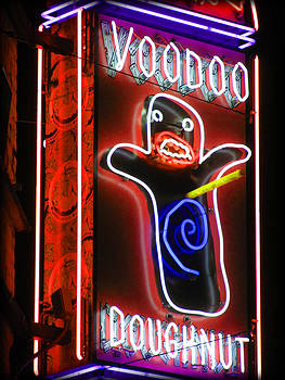 Voodoo Doughnuts by Gail Lawnicki