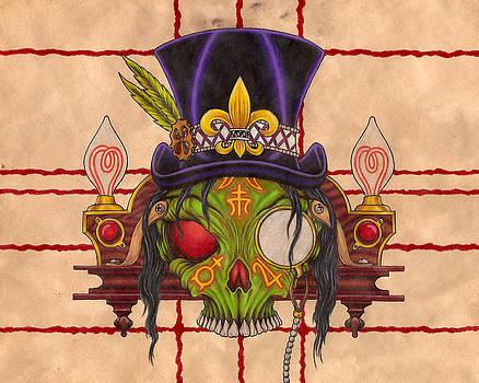 Voodoo King by Rik Hayes