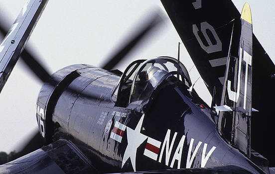 Vought F4u Corsair  by Austin Brown