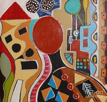 Voyage by Kareem Assab