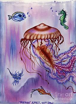 Voyage by Taryn  Libby