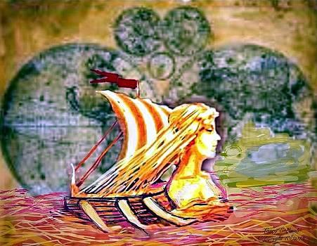 Larry Lamb - Voyage to Valhalla.