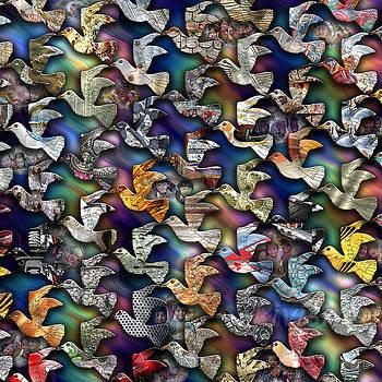 Vuelo de la Esperanza by Ramon Rivas - Rivismo