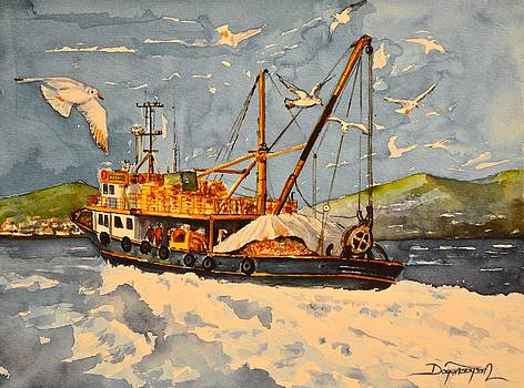 W 177 Candarli by Dogan Soysal